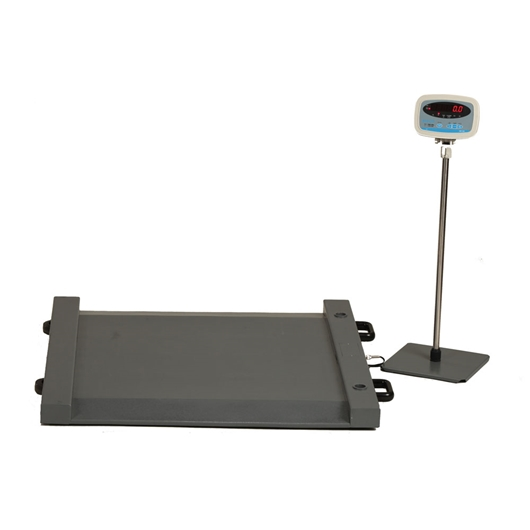 Picture of Floor & Drum Weighing Scale