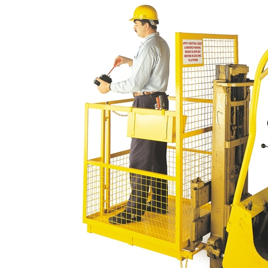 Picture of Standard Fork Lift Cages