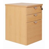 Picture of Fraction Desk High Pedestal
