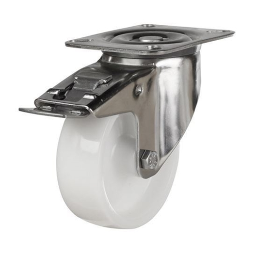 Picture of Medium Duty Stainless Steel Castors