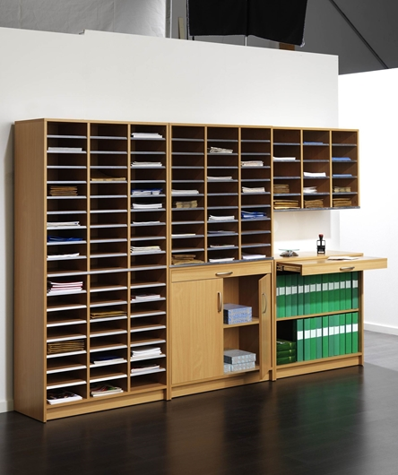Mailroom Sorting System