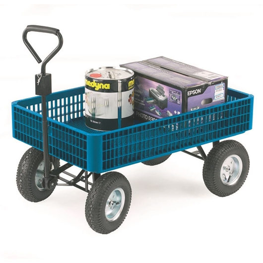 Picture of Plastic Platform Truck