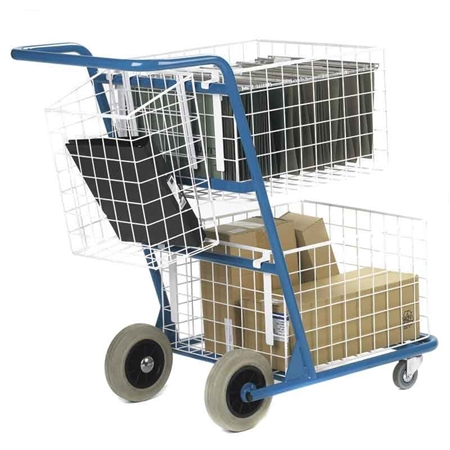 Picture for category Mailroom Trolleys