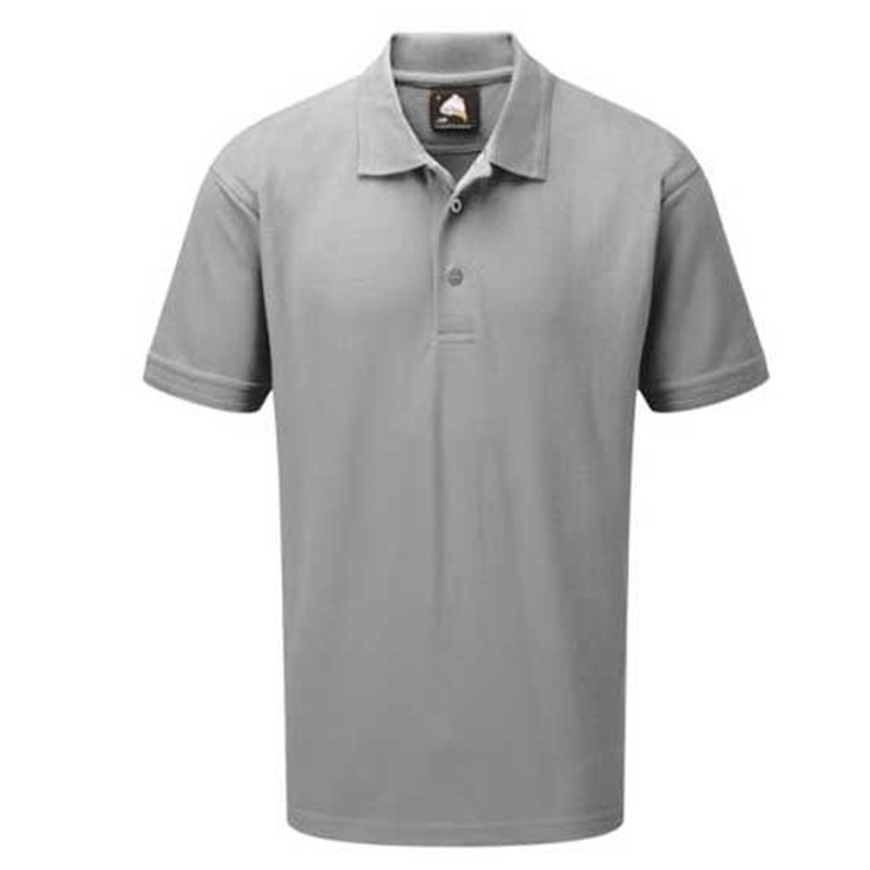 Picture of Mens Ash Polo Shirt