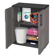 Picture of Industrial Compact Double Door Utility Cupboard