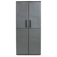 Picture of Industrial Large Double Door Utility Cupboard