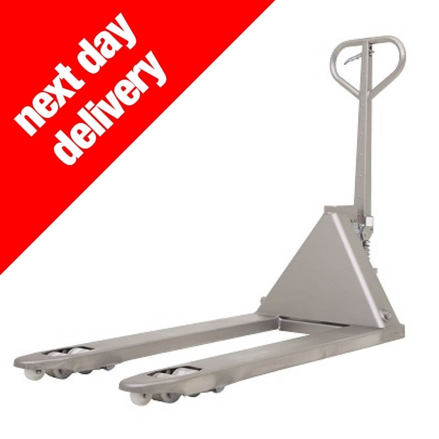 Picture of HS Galvanised Hand Pallet Truck