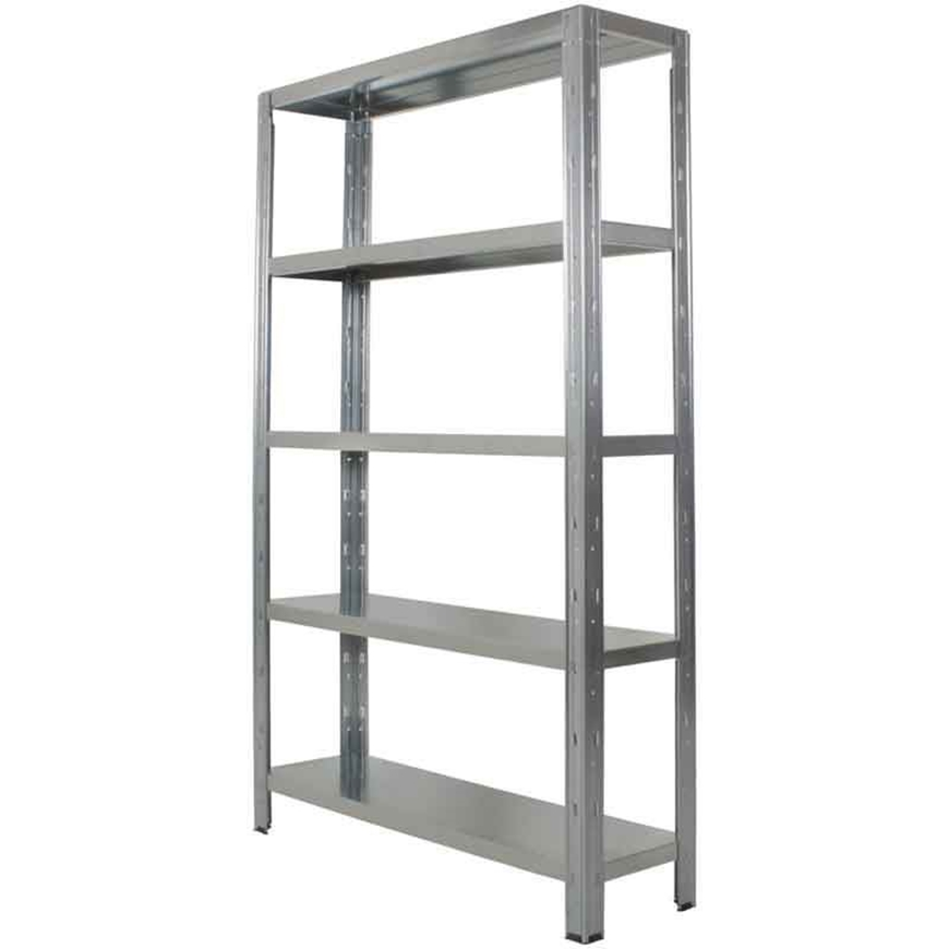 Picture of Idea Plus Galvanised Shelving