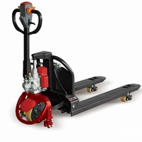 Picture of Fully Powered Pallet Truck with Lithium Battery