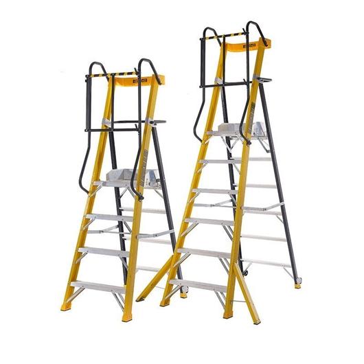 Picture of Climb-It Glass Fibre Podium Steps